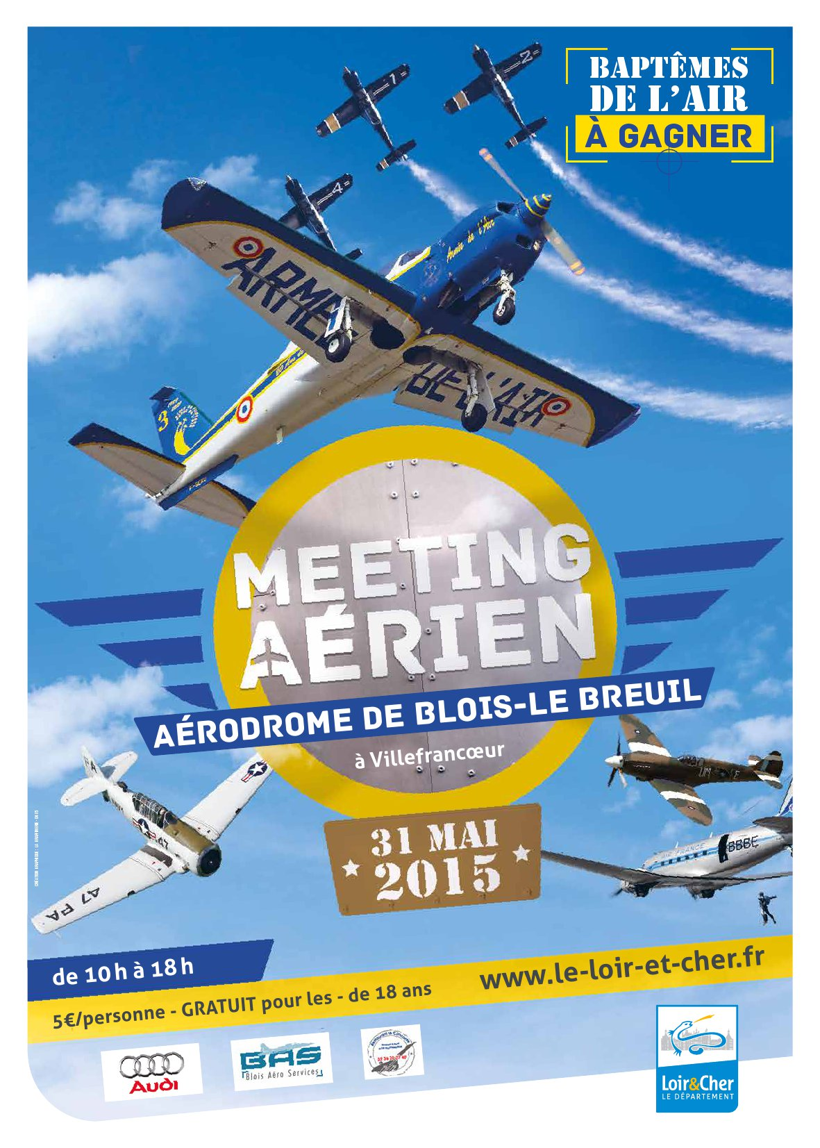 affiche Meeting Aerien a0fa6